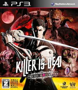 KILLER IS DEAD PREMIUM EDITION PS3��