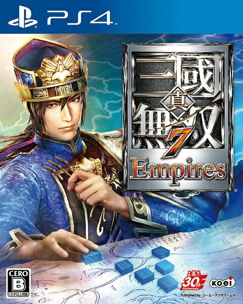 真・三國無双7 Empires PS4版