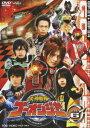 スーパー戦隊シリーズ::炎神戦隊ゴーオンジャー VOL.6 ...