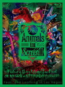 The Animals in Screen 2-Feeling of Unity Release Tour Final ONE MAN SHOW at NIPPON BUDOKAN 20160107-��Blu-ra��