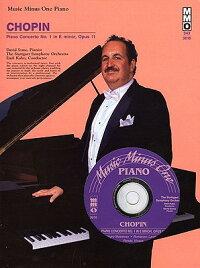 Chopin-ConcertoinEMinor,Op.11:Book/3-CDPack[FredericChopin]