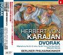 カラヤン/ドヴォルザーク:交響曲第9番「新世界より」・スラヴ舞曲集 [NAGAOKA CLASSIC CD] () [ 永岡書店編集部 ]