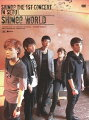 【輸入盤】 The 1st Concert : Shinee World (2DVD+写真集)