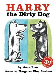 【2位】Harry the Dirty Dog