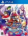 BLAZBLUE CENTRALFICTION Limited Box PS4��