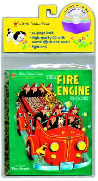 The_Fire_Engine_Book_With_CD