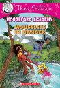 Mouselets in Danger (Thea Stilton Mouseford Academy #3), Volume 3: A Geronimo Stilton Adventure MOUSELETS IN DANGER (THEA STIL..