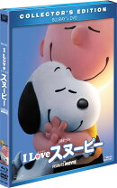 I LOVE ���̡��ԡ� THE PEANUTS MOVIE��2���ȥ֥롼�쥤��DVD�ڽ����������ۡ�Blu-ray��