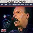 【輸入盤】British Live Performance Series [ Gary Numan ]