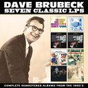 其它 - 【輸入盤】Seven Classic Lps (4CD) [ Dave Brubeck ]