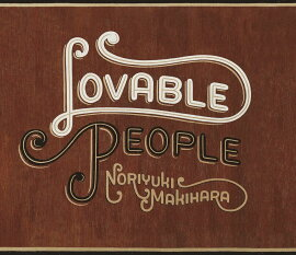 Lovable People (�������� CD��DVD)