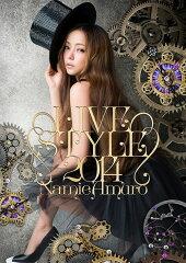 【外付けポスター特典無し】namie amuro LIVE STYLE 2014 豪華盤 (2DVD)