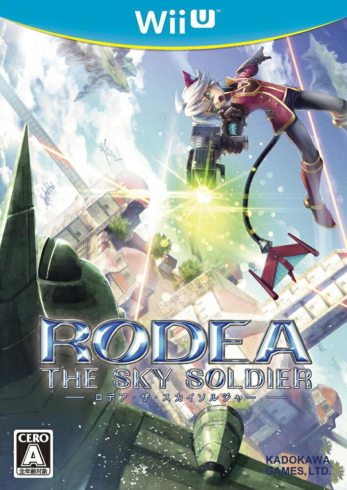 ロデア・ザ・スカイソルジャー Wii U版