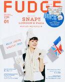 【予約】FUDGE (ファッジ) 2017年 01月号 [雑誌]