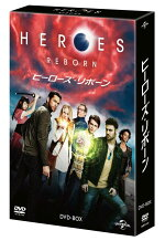 HEROES REBORN/ヒーローズ・リボーン DVD-BOX