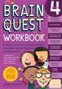 "Brain Quest Workbook: Grade 4 [With Over 150 Stickers and Mini-Card Deck and Fold-Out ""7 Continents, BRAIN QUEST WORKBK GRADE .."