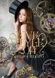 【外付けポスター特典無し】namie amuro LIVE STYLE 2014 豪華盤 【Blu-ray】 [ Namie Amuro ]