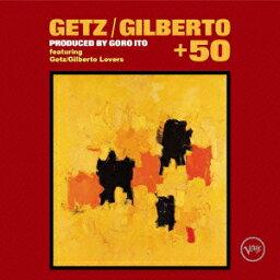 ゲッツ/ジルベルト+50 [ (V.A.) ]