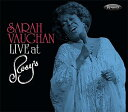Vocal - 【輸入盤】Live At Rosy's (2CD) [ Sarah Vaughan ]