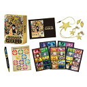 ONE PIECE FILM GOLD GOLDEN LIMITED EDITION(初回限定盤)【Blu-ray】 [ 尾田栄一郎 ]