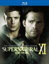 SUPERNATURAL XI <イレブン・シーズン> コンプリート・ボックス(4枚組)【Blu-ray】 [ ジャレッド・パダレッキ ]