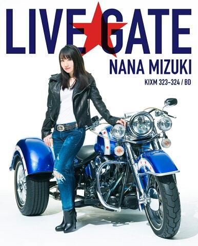 NANA MIZUKI LIVE GATE【Blu-ray】 [ 水樹奈々 ]