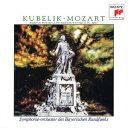 クーベリック至高の芸術3::モーツァルト:交響曲第40番/交響曲第41番「ジュピター」