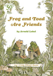 ��5�̡�FROG AND TOAD ARE FRIENDS(ICR 2)