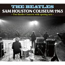 SAM HOUSTON COLISEUM 1965 ザ ビートルズ