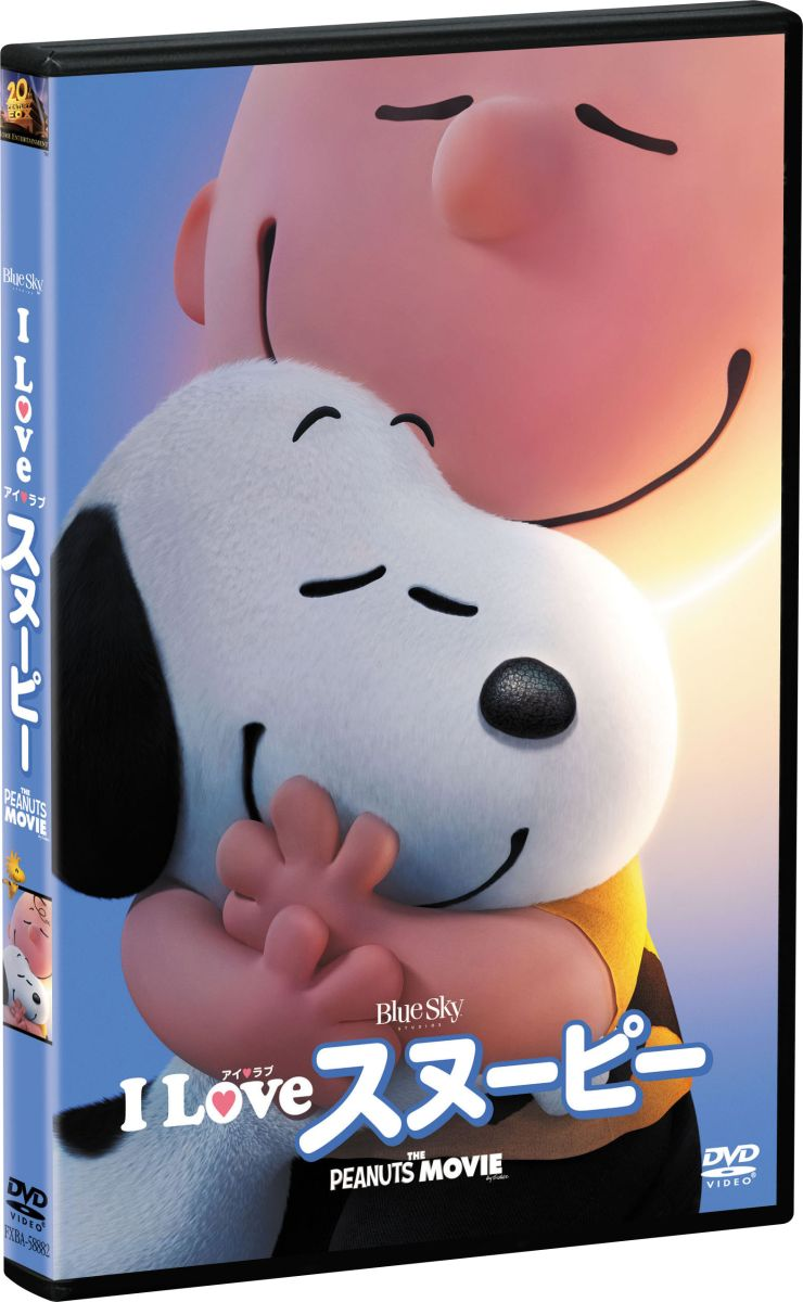 I LOVE ���̡��ԡ� THE PEANUTS MOVIE