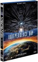インデペンデンス・デイ:リサージェンス 2枚組ブルーレイ&DVD(初回生産限定)【Blu-ray】