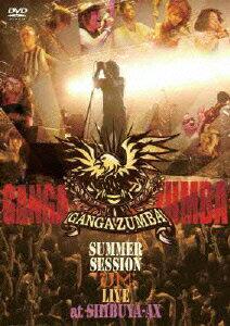 GANGA ZUMBA SUMMER SESSION UM+LIVE at SHIBUYA-AX