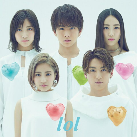 ice cream / ワスレナイ (CD+DVD) [ lol ]