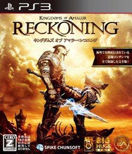 キングダムズ オブ アマラー:レコニング PS3版