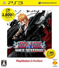 BLEACH �����롦�����˥å���� PlayStation3 the Best