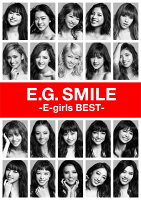 E.G. SMILE -E-girls BEST- (2CD��3DVD�ܥ��ޥץ�ࡼ�ӡ��ܥ��ޥץ�ߥ塼���å�)