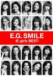 E.G. SMILE -E-girls BEST- (2CD��3DVD�ܥ��ޥץ��ӡ��ܥ��ޥץ�ߥ塼���å�)