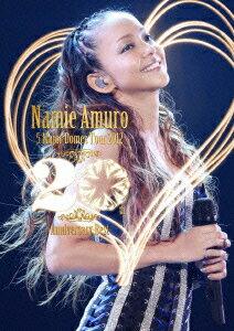 【外付けポスター特典無し】namie amuro 5 Major Domes Tour 2012 〜20th Anniversary Best〜 [ 安室奈美恵 ]