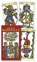 Tarot of Marseille Mini TAROT DECK-TAROT OF MARS-L [ Lo Scarabeo ]