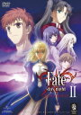 Fate/stay night DVD_SET2 [ 杉山紀彰 ]