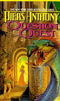 Question Quest (Xanth, No. 14) - Piers Anthony (Paperback)