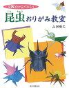 【バーゲン本】昆虫おりがみ教室ー2枚のかみでおろう [ 山田 勝久 ]