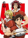 ALL OUT!! 第1巻(初回限定版)【Blu-ray】 [ 千葉翔也 ]