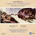 【輸入盤】交響曲第9番『合唱』 カラヤン&フィルハーモニア管弦楽団(1955ステレオ) ベートーヴェン(1770-1827)