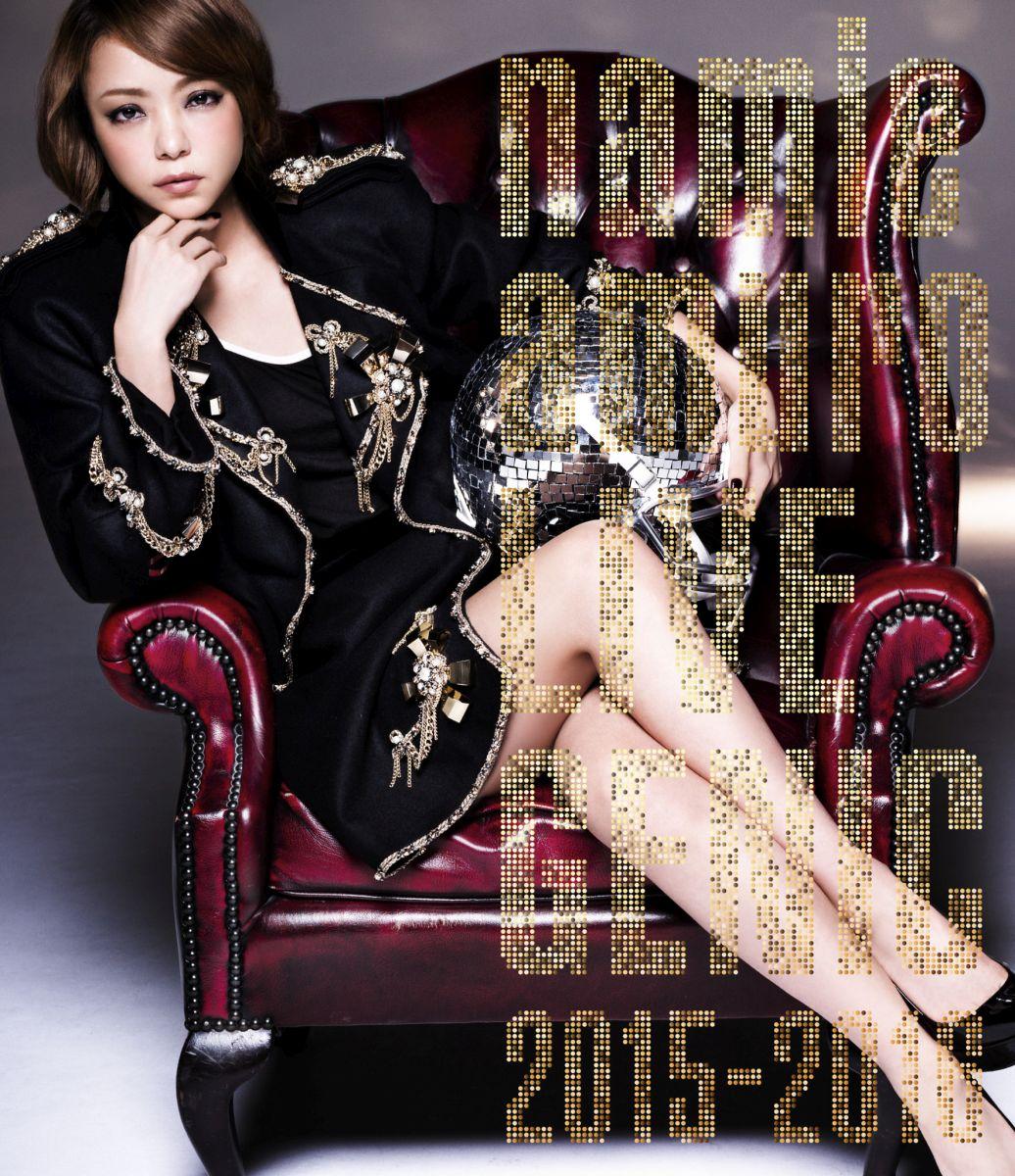 namie amuro LIVEGENIC 2015-2016【Blu-ray】 [ namie amuro ]