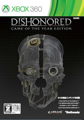 Dishonored Game of the Year Edition Xbox360��