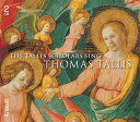 【輸入盤】『トマス・タリスを歌う』 タリス・スコラーズ(2CD) [ タリス(1505-1585) ]