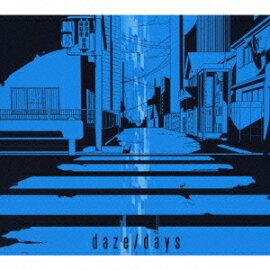 daze / days�ʽ������������B CD+DVD+���ڥ����֥å���åȡ�