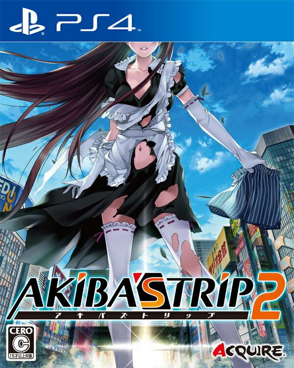 AKIBA'S TRIP2 PS4版