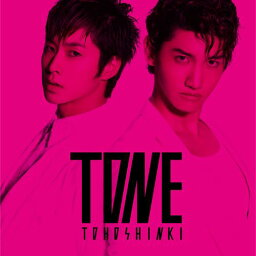 TONE(CD+DVD ジャケットA) [ <strong>東方神起</strong> ]